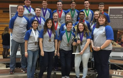 EN Places 3rd at Science Olympiad Competition; Heading to STATE!