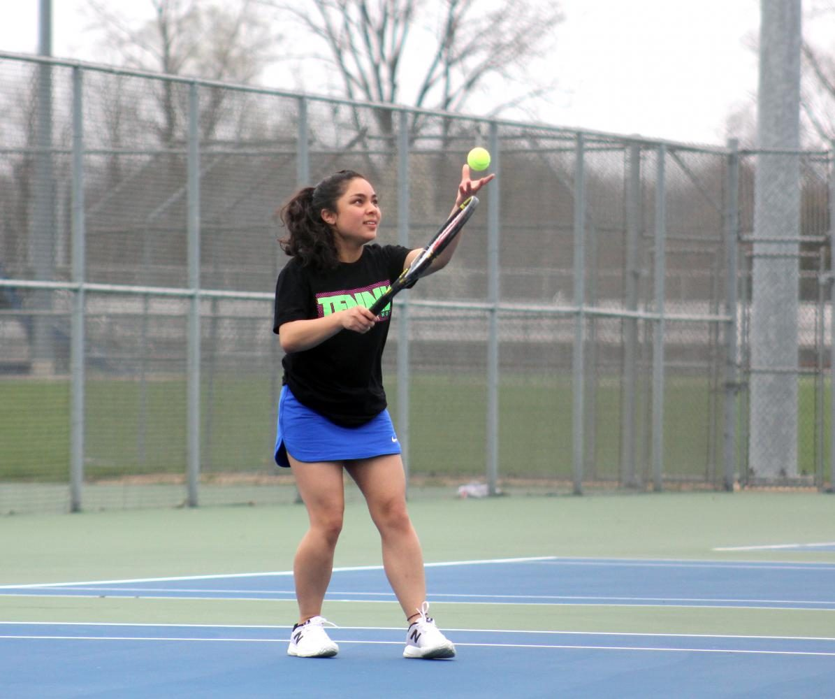Tennis Senior Spotlight: Juliet Marar