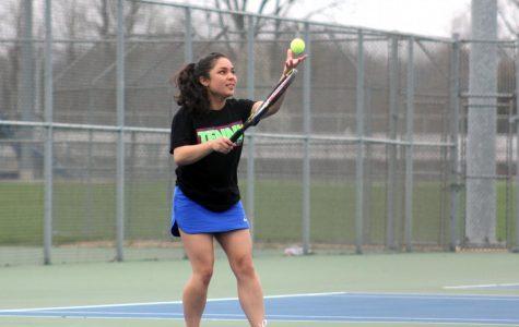 Tennis Senior Spotlight: Juliet Marar