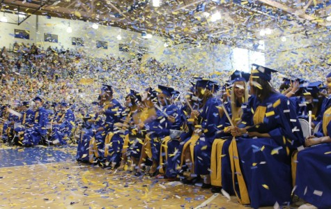 Graduation: Four Years to Remember