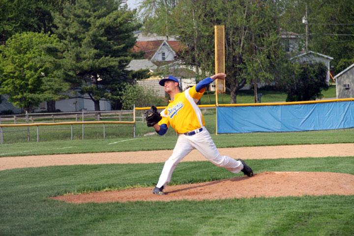Knights Varsity Baseball Wins Against Columbia City