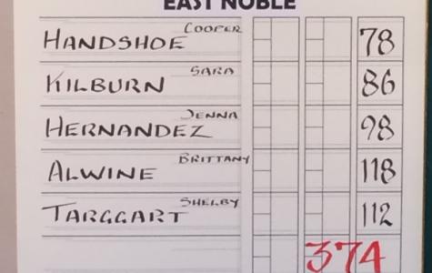East Noble Girl's Golf gets 3rd at EN Invitational