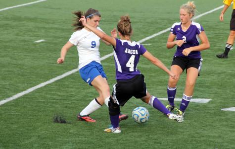 Girls' Soccer: A Night of Ties