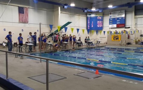 Girls Swim & Dive Defeats North Side