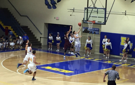 East Noble Boys' Basketball Wins Tough Game Against Mishawaka