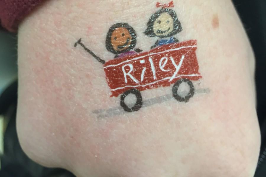 Riley Week: Giving Back While Having Fun