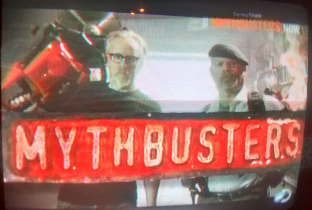 MythBusters Final Season Review