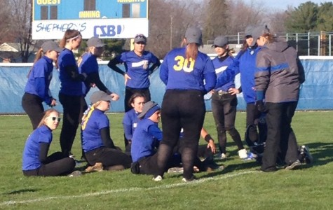 EN Softball Wins Against Prairie Heights