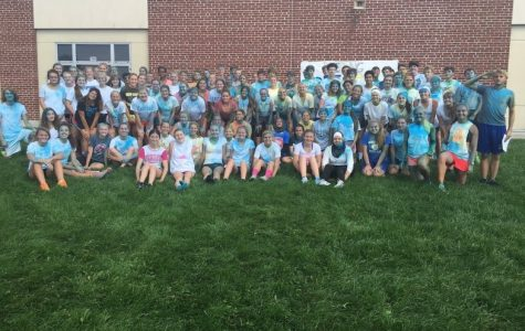 Homecoming 2016: Color Run