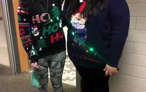Snowcoming 2016: Ugly Sweater Day