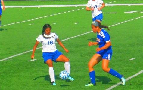 Girls Varsity Soccer Defeated in Opening Game