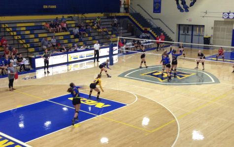 East Noble Defeats Northside JV Volleyball
