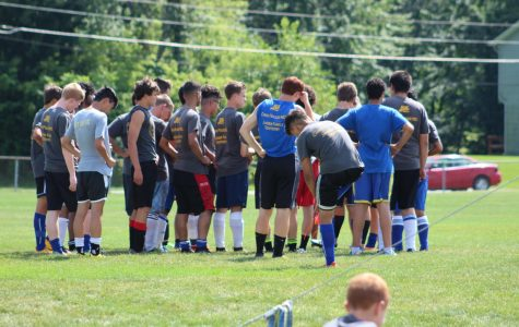 Beginning of Season Report: Boys Soccer
