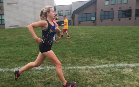 Girls Cross Country Senior Spotlight: Kyra Warren