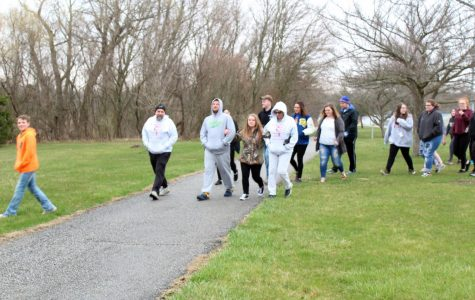 "2nd Annual ""Hope Walk"" Occurs at ENHS"