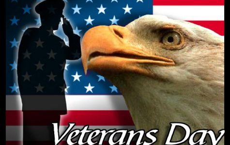 Veteran's Day Announcement