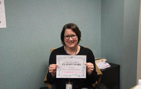 EN Staff Stars: Mrs. Dawn Strasser