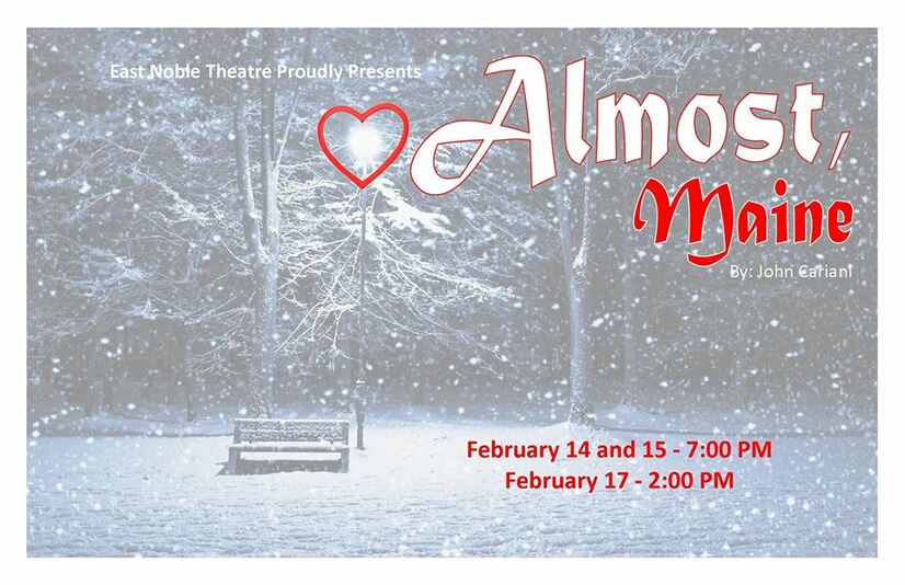 Almost Maine: A Real Romantic Comedy
