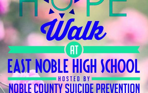 East Noble's 3rd Annual Hope Walk