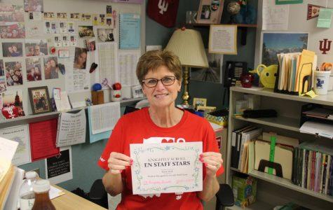 EN Staff Stars: Mrs. Karen Keck